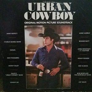 Urban  Cowboy Vinyl  Record